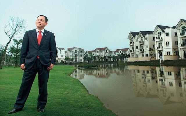 Ông Phạm Nhật Vượng rời ghế Chủ tịch Hội đồng quản trị Vinhomes