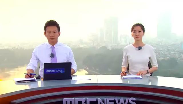 Vì sao các hãng thông tấn quốc tế đều chọn những nóc nhà của Hà Nội để đưa tin về Hội nghị thượng đỉnh Mỹ - Triều? - Ảnh 1.