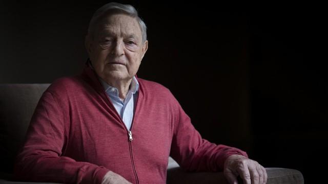 George Soros: Từ đứa trẻ chạy trốn phát xít Đức, lớn lên từ đáy xã hội đến ông vua đầu cơ mạo hiểm kiếm 1 tỷ USD trong 24 giờ - Ảnh 3.