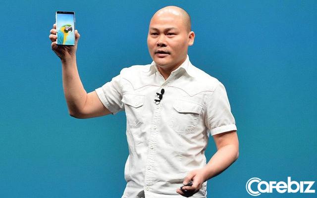 CEO Nguyễn Tử Quảng: Khi mọi người gọi tôi bằng biệt danh nổ, tôi shock lắm - Ảnh 4.