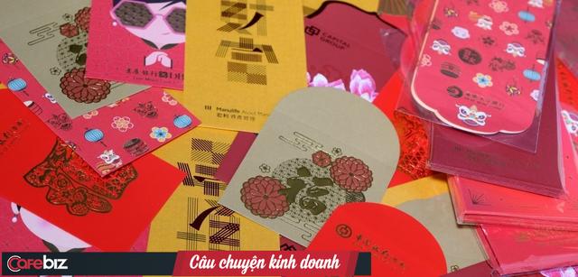 [Bài lên luôn] Chi 38 triệu USD để in hàng chục triệu chiếc lì xì - một sốh một số công ty ở Hồng Kông biến Tết thành 1 trong những sự kiện marketing quan trọng nhất của năm - Ảnh 1.