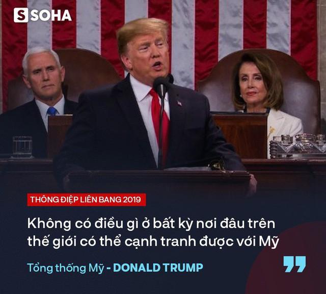 """TT Trump kêu gọi """"đoàn kết, hợp tác"""" trong TĐLB, cho biết sẽ gặp ông Kim Jong-un tại Việt Nam - Ảnh 2."""