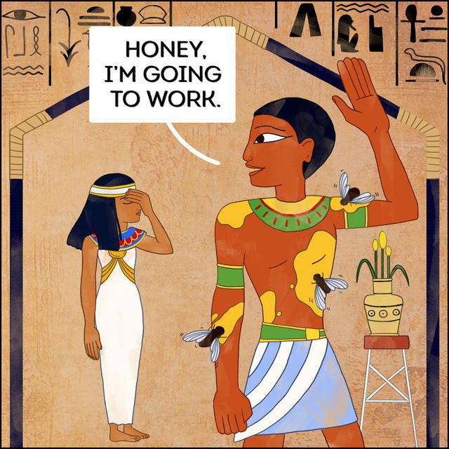 10 sự thật trời ơi tin được không rất ít người biết về Ai Cập thời cổ đại - Ảnh 2.