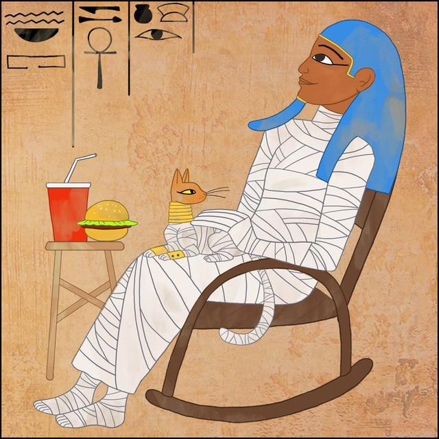 10 sự thật trời ơi tin được không rất ít người biết về Ai Cập thời cổ đại - Ảnh 3.