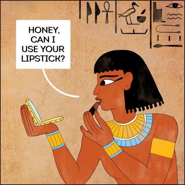 10 sự thật trời ơi tin được không rất ít người biết về Ai Cập thời cổ đại - Ảnh 5.