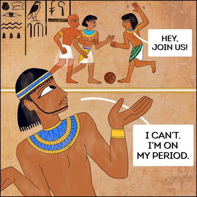 10 sự thật trời ơi tin được không rất ít người biết về Ai Cập thời cổ đại - Ảnh 8.