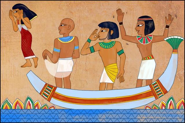 10 sự thật trời ơi tin được không rất ít người biết về Ai Cập thời cổ đại - Ảnh 10.