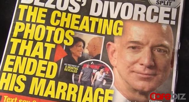 [Bài lên luôn] Lùm xùm giữa Jeff Bezos và National Enquirer: Scandal tống tiền ảnh 'nóng' đơn thuần hay động cơ chính trị nào khác liên quan đến ông Trump? - Ảnh 1.