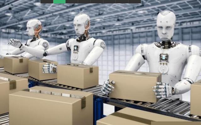 Tự động hóa thời 4.0: Robot sẽ thay thế công nhân trong những nhà máy hiện đại?
