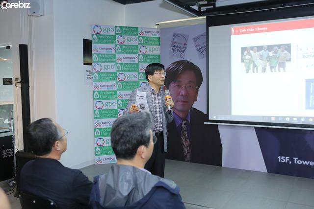 """3 câu chuyện quản trị tuyệt vời của chủ tịch Samsung Lee Kun Hee: Từ một DN kém xa Sony """"ngay cả radio cũng không sản xuất được"""", 10 năm sau trở thành tập đoàn tầm cỡ thế giới - Ảnh 1."""
