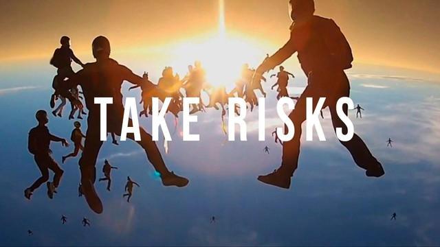 Làm thế nào để chấp nhận rủi ro trong khởi nghiệp? - Ảnh 1.