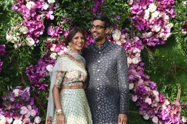 Gia đình Ấn Độ mời CEO Google, Hoa hậu Thế giới đến dự tiệc cưới giàu có và quyền lực cỡ nào? - Ảnh 1.