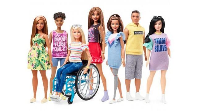 Búp bê nổi tiếng Barbie lớn lên như thế nào trong 60 năm qua? - Ảnh 4.