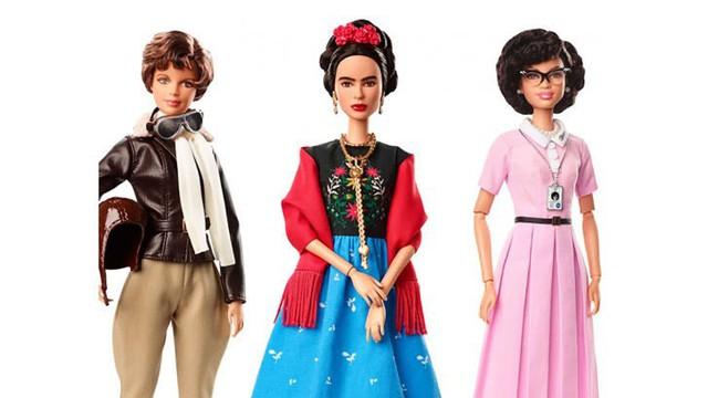 Búp bê nổi tiếng Barbie lớn lên như thế nào trong 60 năm qua? - Ảnh 5.