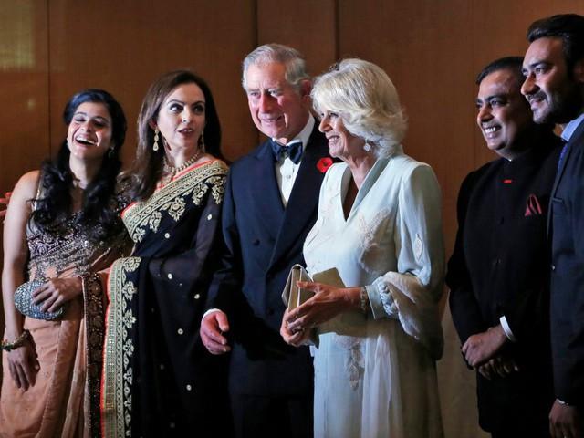Gia đình Ấn Độ mời CEO Google, Hoa hậu Thế giới đến dự tiệc cưới giàu có và quyền lực cỡ nào? - Ảnh 8.