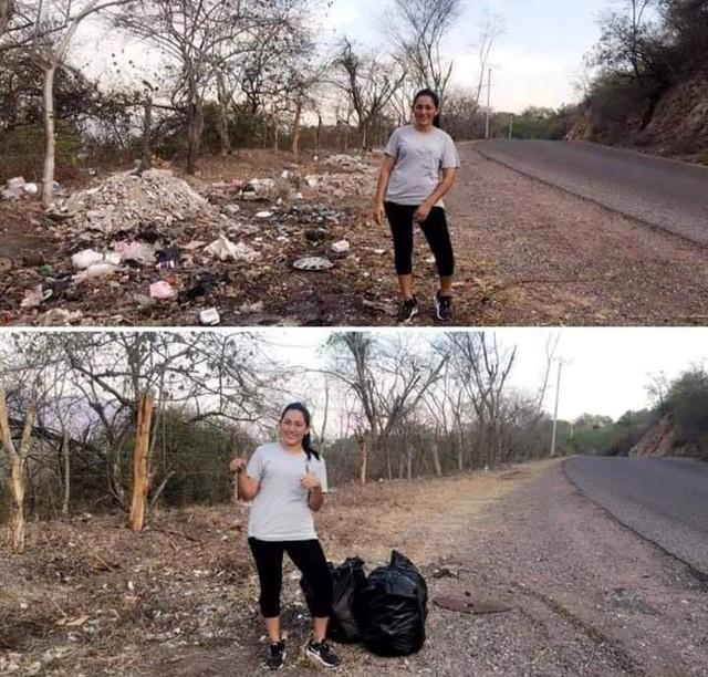 """Sự thật về """"thử thách dọn rác"""" đang lan truyền chóng mặt trên mạng - Ảnh 10."""