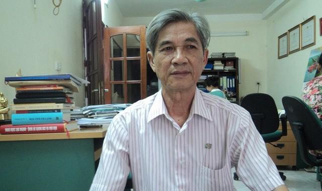 TS Thủy: Hà Nội cấm xe máy đường Lê Văn Lương - Nguyễn Trãi hoàn toàn không khả thi - Ảnh 1.