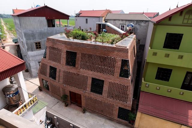 Ngôi nhà ở Hà Nội được tạp chí Mỹ vinh danh là 1/15 công trình tiêu biểu năm 2019 - Ảnh 1.