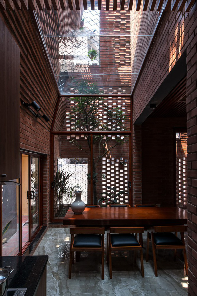Ngôi nhà ở Hà Nội được tạp chí Mỹ vinh danh là 1/15 công trình tiêu biểu năm 2019 - Ảnh 6.