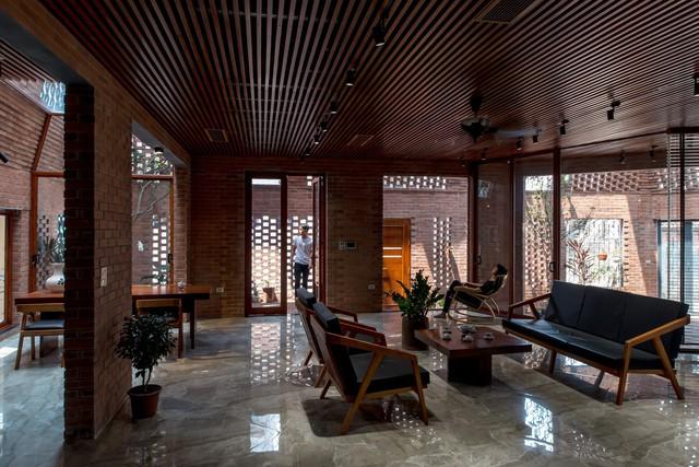 Ngôi nhà ở Hà Nội được tạp chí Mỹ vinh danh là 1/15 công trình tiêu biểu năm 2019 - Ảnh 7.