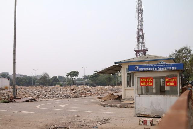 Cận cảnh khu vực chuẩn bị thành đường đua F1 ở Hà Nội - Ảnh 7.