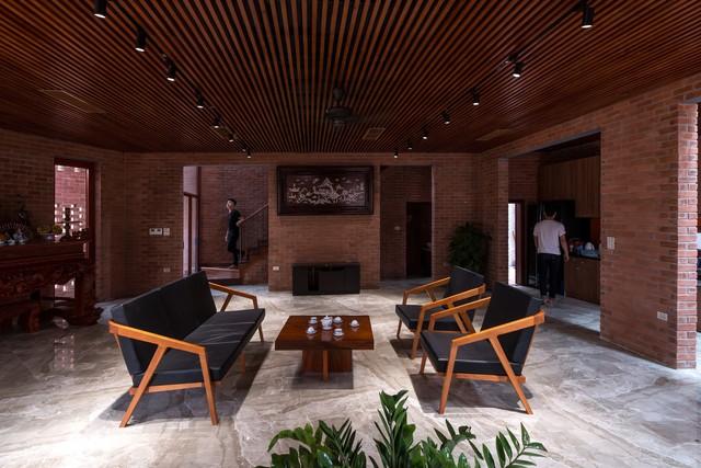Ngôi nhà ở Hà Nội được tạp chí Mỹ vinh danh là 1/15 công trình tiêu biểu năm 2019 - Ảnh 8.