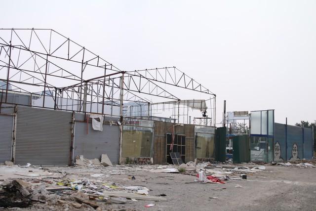 Cận cảnh khu vực chuẩn bị thành đường đua F1 ở Hà Nội - Ảnh 10.