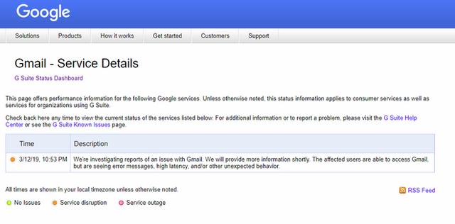 Các dịch vụ của hai gã khổng lồ internet Google và Facebook đồng loạt sập trong hai ngày vừa qua, chuyện gì đã xảy ra? - Ảnh 2.