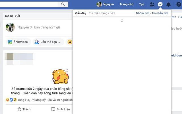 Facebook bị lỗi tại Việt Nam và trên toàn cầu - Ảnh 1.