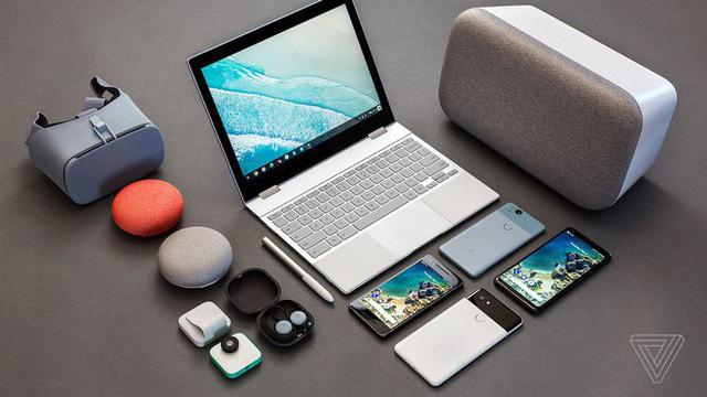 Google đề xuất nhân viên bộ phận laptop và tablet tìm việc mới, có thể thay đổi kế hoạch phần cứng - Ảnh 1.