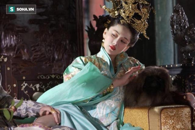 Thủ đoạn cao tay giúp nhũ mẫu đáng tuổi mẹ Hoàng đế trở thành phi tần độc sủng hậu cung - Ảnh 2.