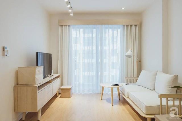 Căn hộ 63m² đẹp hút hồn nhờ thiết kế theo phong cách Nhật của chàng trai độc thân ở Sài Gòn - Ảnh 2.