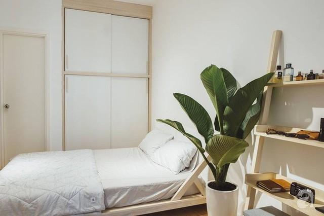Căn hộ 63m² đẹp hút hồn nhờ thiết kế theo phong cách Nhật của chàng trai độc thân ở Sài Gòn - Ảnh 11.