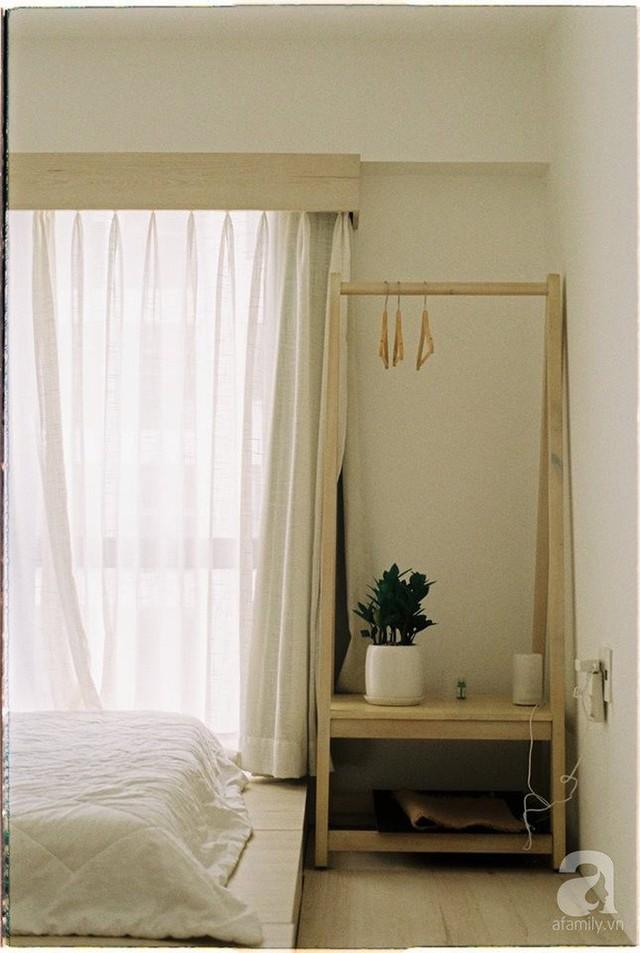 Căn hộ 63m² đẹp hút hồn nhờ thiết kế theo phong cách Nhật của chàng trai độc thân ở Sài Gòn - Ảnh 13.