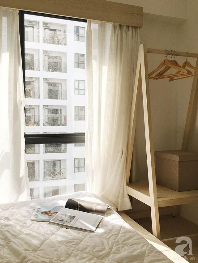 Căn hộ 63m² đẹp hút hồn nhờ thiết kế theo phong cách Nhật của chàng trai độc thân ở Sài Gòn - Ảnh 14.