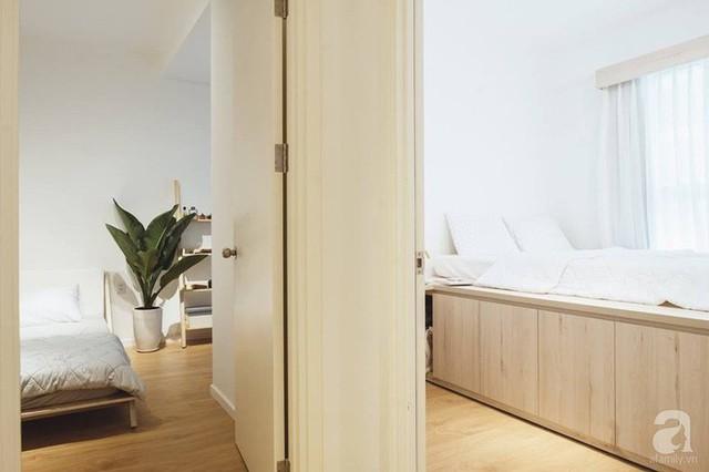 Căn hộ 63m² đẹp hút hồn nhờ thiết kế theo phong cách Nhật của chàng trai độc thân ở Sài Gòn - Ảnh 15.