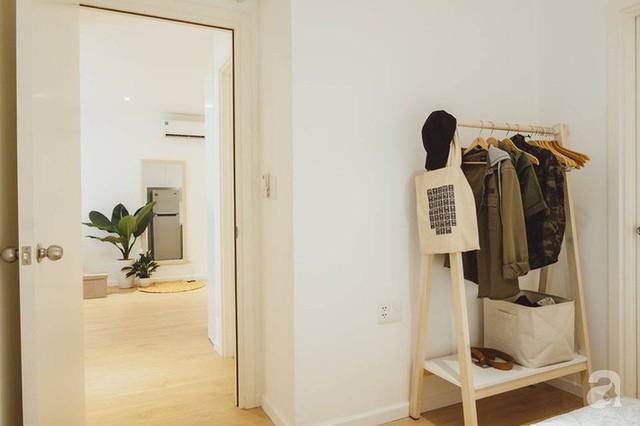 Căn hộ 63m² đẹp hút hồn nhờ thiết kế theo phong cách Nhật của chàng trai độc thân ở Sài Gòn - Ảnh 18.