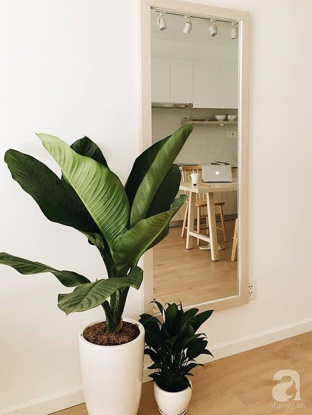 Căn hộ 63m² đẹp hút hồn nhờ thiết kế theo phong cách Nhật của chàng trai độc thân ở Sài Gòn - Ảnh 9.
