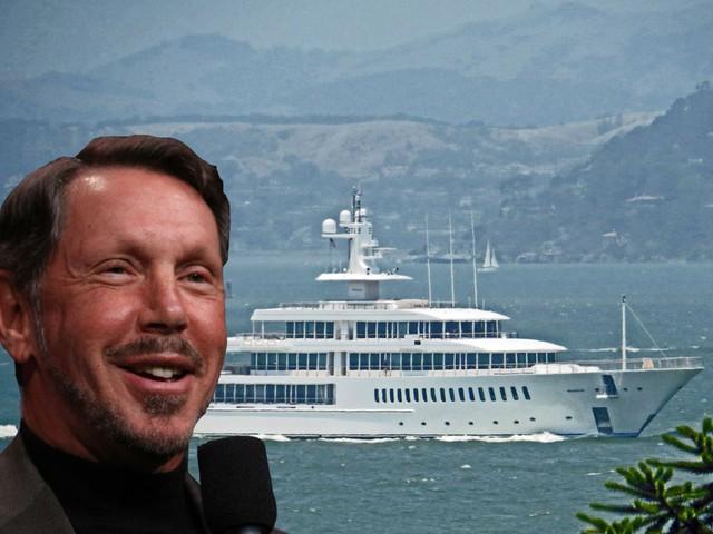 Loạt du thuyền xa xỉ của các tỷ phú công nghệ - Ảnh 1.