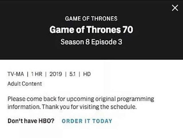 HBO hé lộ thời lượng khủng của mỗi tập Game of Thrones mùa cuối: Tập 6 dài tới 1h20 phút - Ảnh 1.