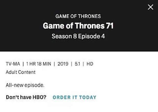 HBO hé lộ thời lượng khủng của mỗi tập Game of Thrones mùa cuối: Tập 6 dài tới 1h20 phút - Ảnh 2.