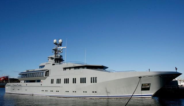 Loạt du thuyền xa xỉ của các tỷ phú công nghệ - Ảnh 15.