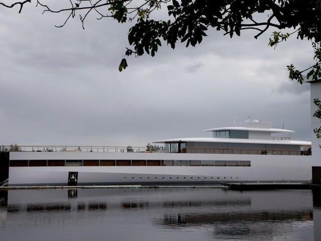 Loạt du thuyền xa xỉ của các tỷ phú công nghệ - Ảnh 3.