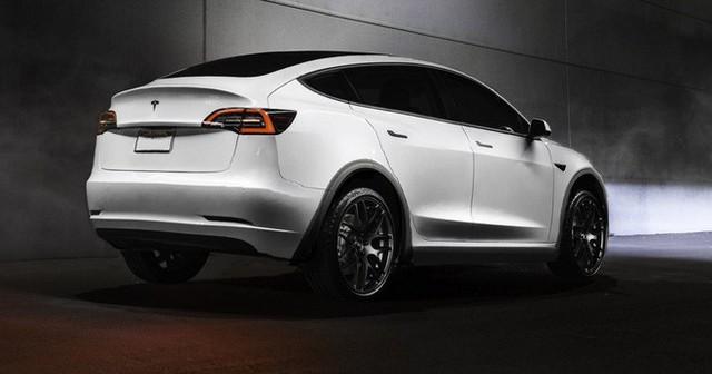Tesla chính thức ra mắt Model Y: Mẫu SUV chạy điện giá siêu rẻ, chỉ từ 900 triệu đồng - Ảnh 3.