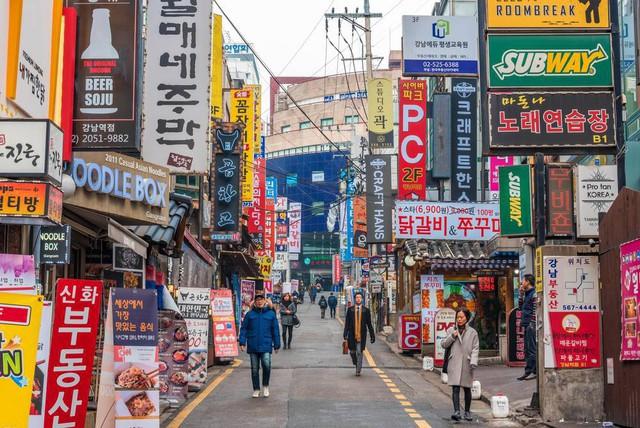 Choáng trước những sự thật ít ai biết về khu phố Gangnam - nơi đóng đô của club Burning Sun - Ảnh 4.