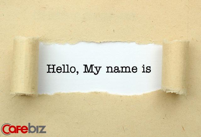 Cựu cố vấn Apple chỉ cách đặt tên cho startup hay sản phẩm mà không phải ai cũng biết - Ảnh 1.