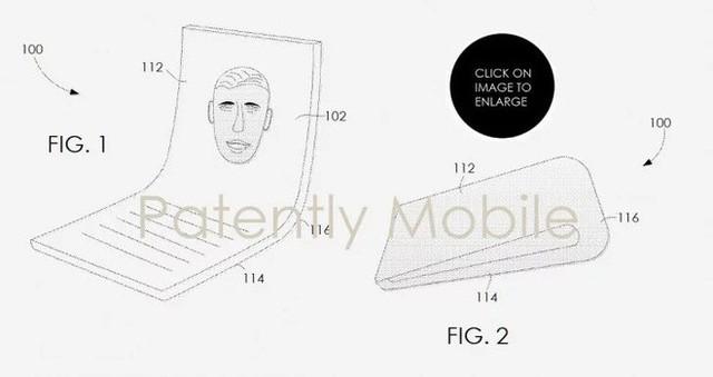 Sau Samsung và Huawei, Google cũng sẽ ra mắt smartphone màn hình gập trong tương lai? - Ảnh 1.