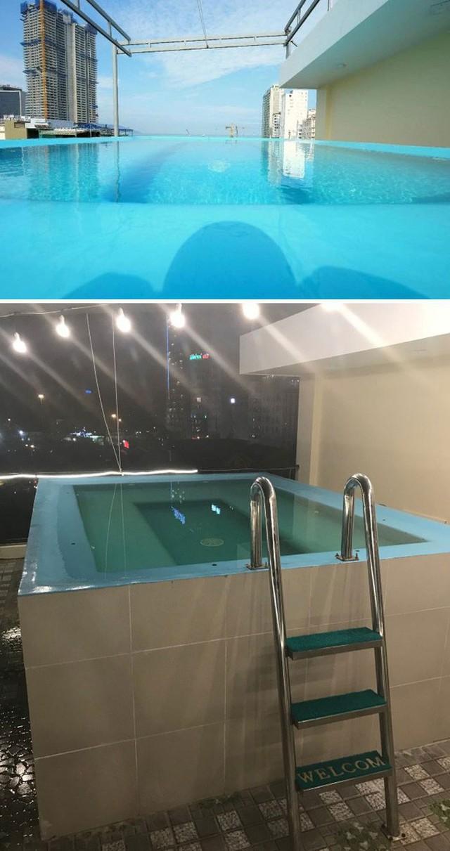 Chùm ảnh: Đi du lịch đừng dại mà ở những khách sạn có thiết kế thảm họa thế này dù rẻ đến mấy - Ảnh 1.