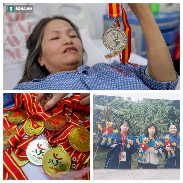 Hà Nội: Đau lòng nữ vận động viên khuyết tật vật lộn với bệnh ung thư, mong chờ phép màu - Ảnh 4.