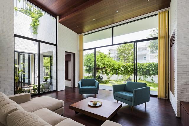 Ngôi nhà có vườn treo tại Nha Trang - Ảnh 6.